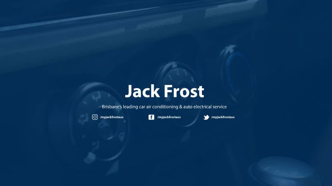 Jack Frost Car Air Conditioning Brisbane