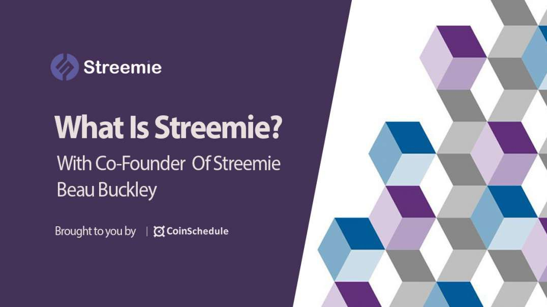 Coinshedule Interviews Co-Founder of Streemie, Beau Buckley