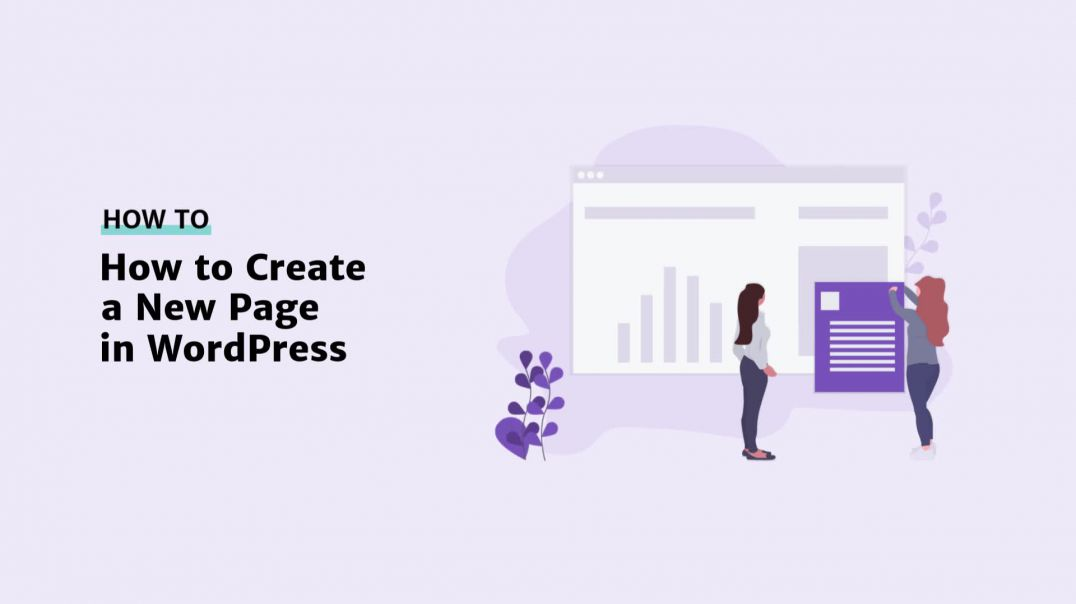 How to Create a New Page in WordPress [2019]