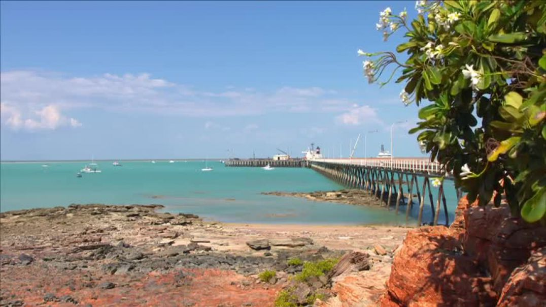 Cruising in Broome, Western Australia.