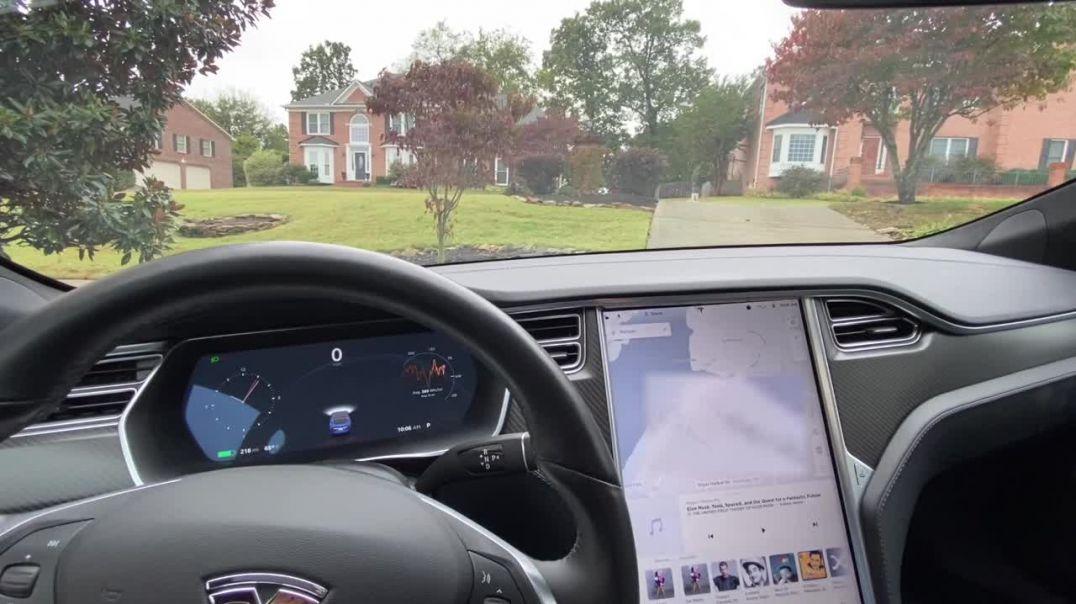 Tesla Self Driving - On-ramp to Off-ramp