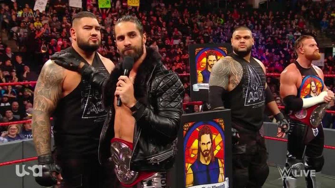 WWE RAW 17.02.20 3/3