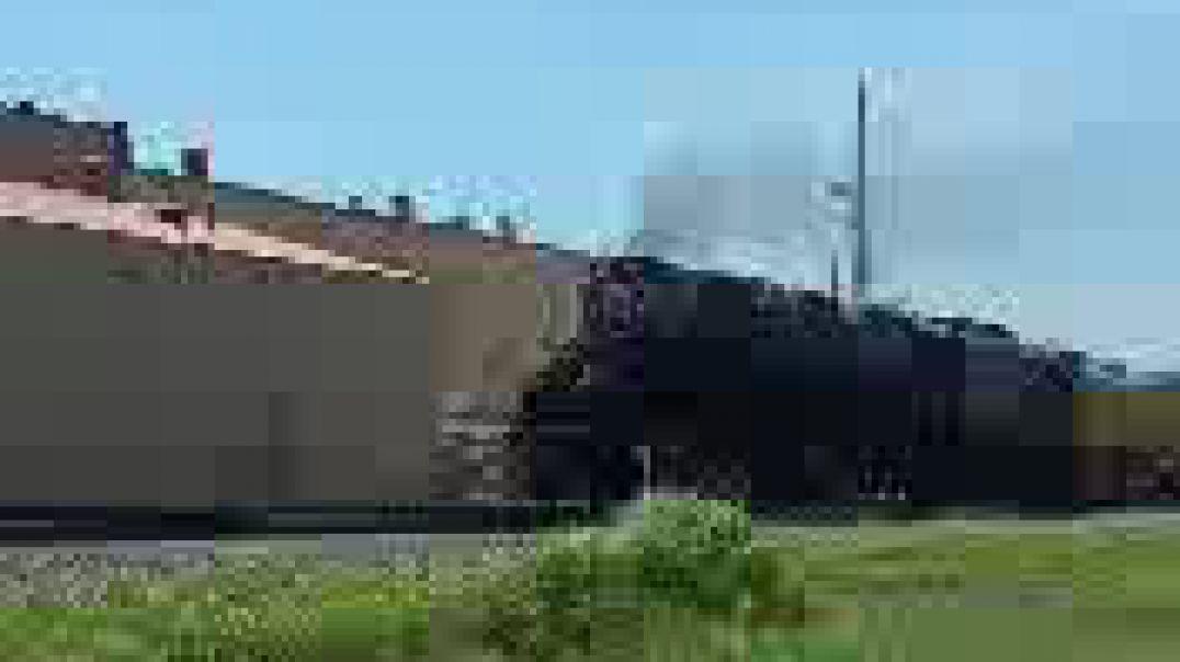 Largest steam train