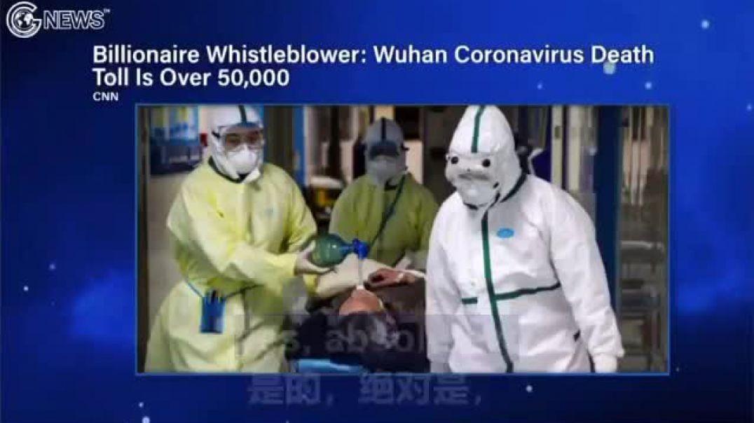 Virus to be aware of - Wuhan Coronavirus.