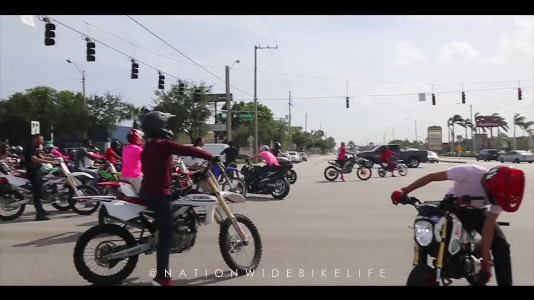 West Palm BikeLife Breast Cancer RideOut #1 -  Nationwide BikeLife.