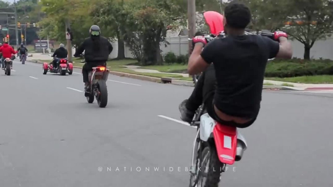Philly BikeLife Rell Day #2 - Nationwide BikeLife.